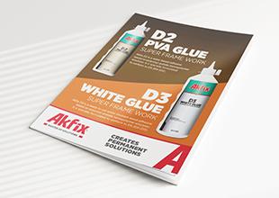 D2 - D3 PVA Glue - D3 White Glue