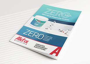 Aquazero Hybrid Waterproofing Membrane