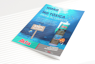 100AQ Sellador De Silicona Para Acuarios Brochure