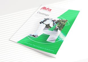 Akfix Coating Products Catalogue