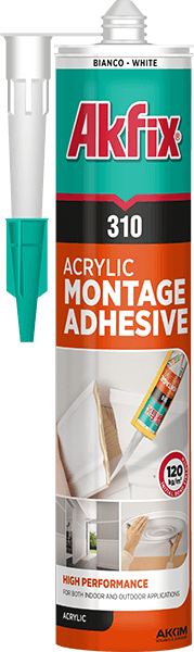310 Montage Adhesive Water Based Paintable