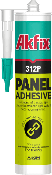 312P Panel Adhesive (XPS, EPS and Plaster Board)