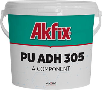 PU ADH 305 Rubber Tile and Parquet Adhesive