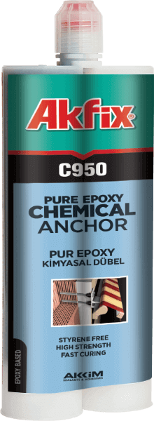 C950 Chemical Anchor Pure Epoxy
