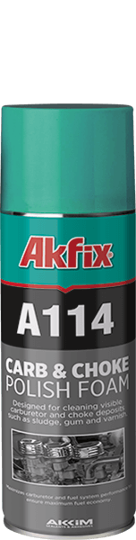 A114 Carb & Choke Cleaner