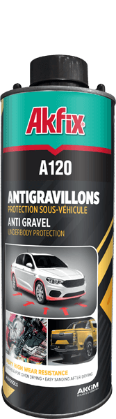 A120 Anti Gravel Car Underbody Protection Spray