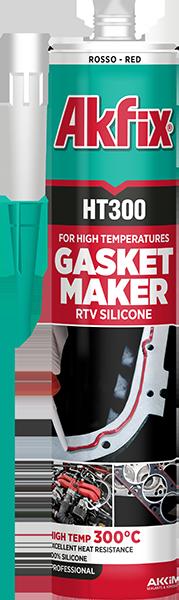 HT300 Generador De Juntas De Silicona Para Altas Temperaturas