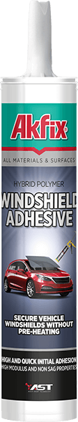 Windshield Adhesive AST Polymer