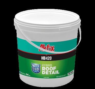 HB420 Waterguard Hybrid Roof Detail