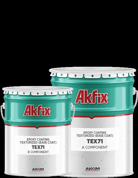 TEX 71 Epoxy Coating Texturized (Base Coat)