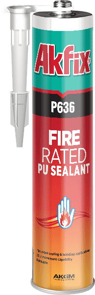 P636 Fire Rated PU Sealant