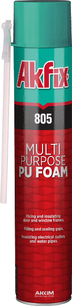 805 Pu Foam Multi Purpose