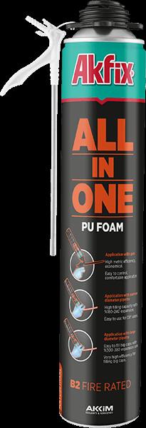 All In One Pu Foam