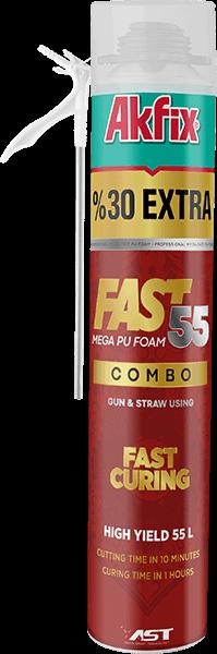 Fast 55 Mega Combo PU Foam