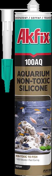 100AQ Aquarium Non-Toxic Silicone