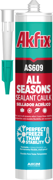 AS609 All Seasons Caulk Sealant