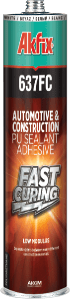 637FC PU Fast Curing Construction Sealant & Adhesive