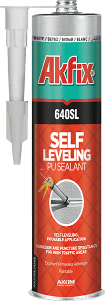 640SL Self Leveling Pu Sealant