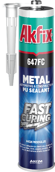 647FC PU Metal Sealant Fast Curing (Automotive)