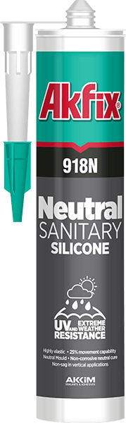 918N Neutral Sanitary Silicone