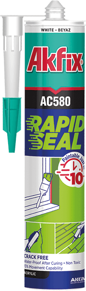 AC580 Rapid Seal