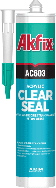 AC603 Clear Seal