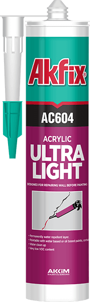 AC604 Ultra Light Gap Filler