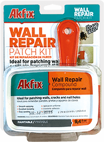 Wall Repair Patch Kit