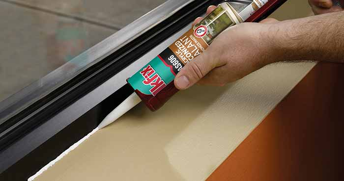 What is Silicone Sealant and Acrylic Sealant? Where are they used?